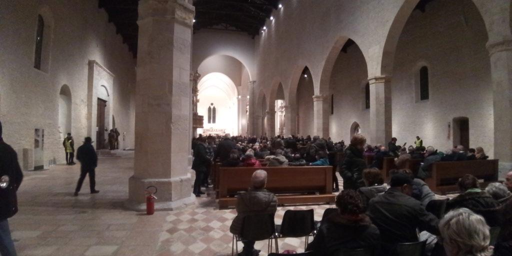 Basilica di Collemaggio l'Aquila