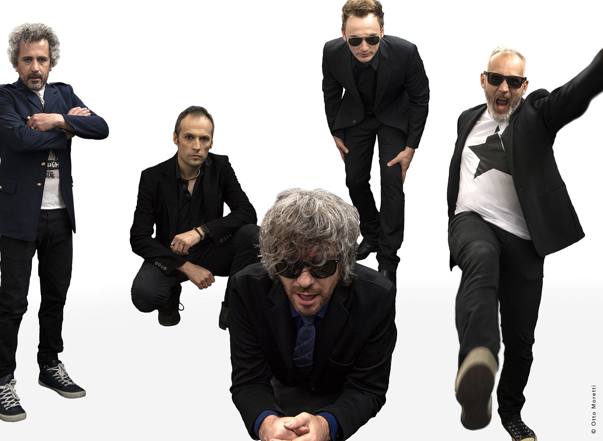 Read more about the article THE CRIMINAL CHAOS in concerto Parma 31 gennaio 2020