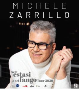 """ZARRILLO: PARTE IL NUOVO TOUR TEATRALE. DA OGGI ONLINE IL VIDEOCLIP DI """"NELL'ESTASI O NEL FANGO"""""""