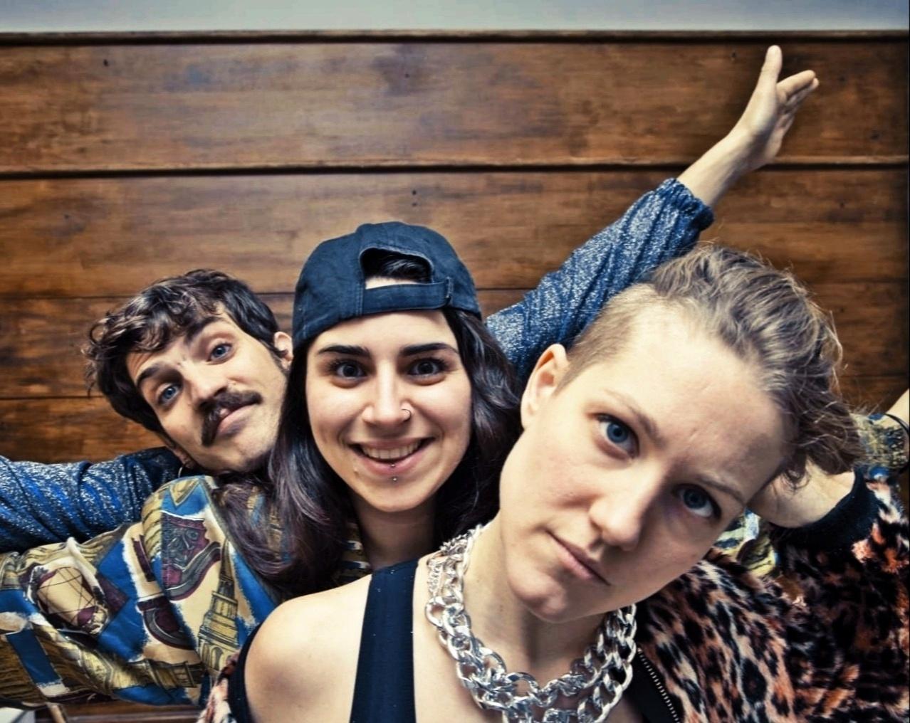 """Trio Kaos vincitori Festival Estivo in radio con """"Pandammetano"""""""