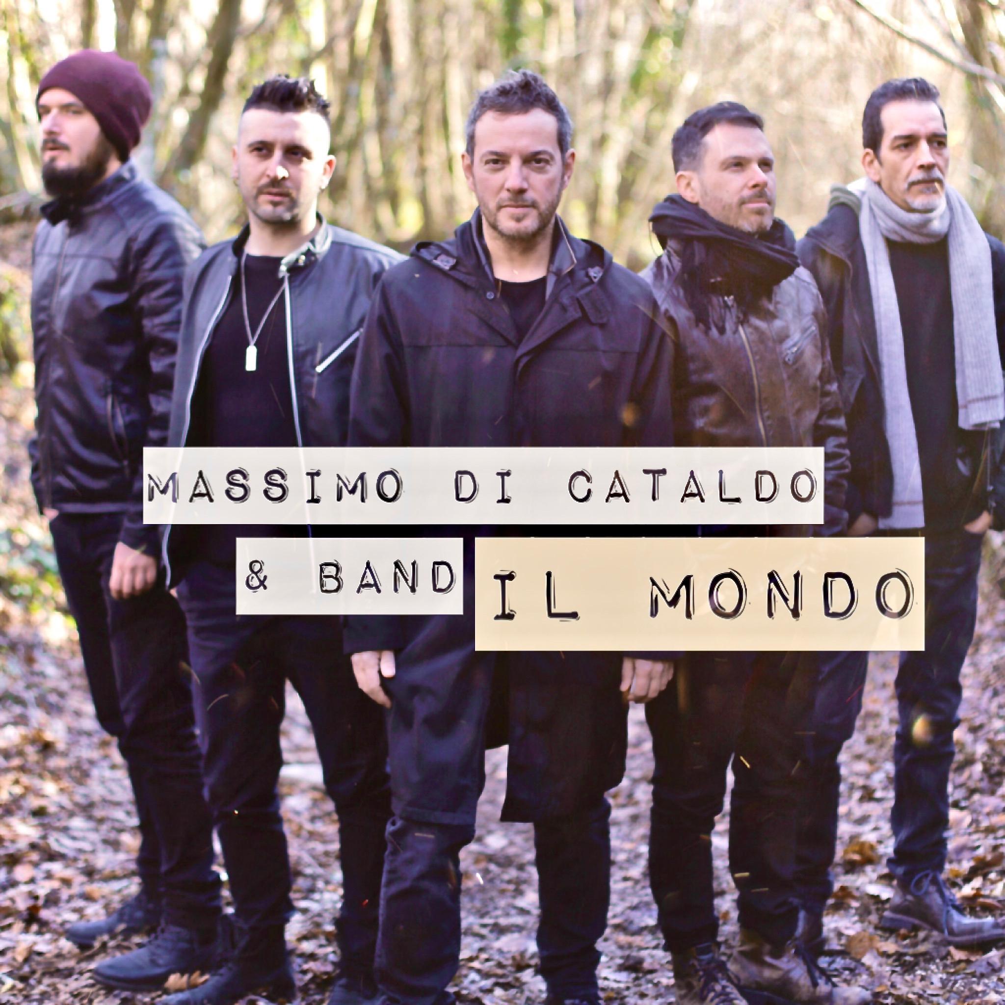 """Massimo Di Cataldo: """"Il Mondo"""" Air date 27 marzo"""