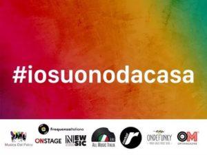 Read more about the article #iosuonodacasa. Al via il progetto. Cos'é, come funziona, a cosa serve