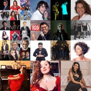 Sogno siciliano: anche Mario Biondi tra gli artisti del concerto in streaming del 2 maggio