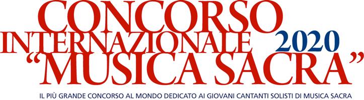 Confermato a settembre il CONCORSO INTERNAZIONALE MUSICA SACRA 2020