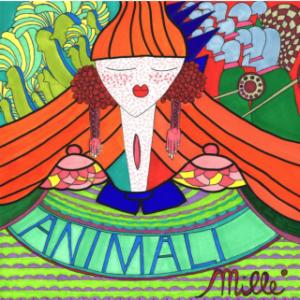 """MILLE IN RADIO """"ANIMALI"""" IL SINGOLO D'ESORDIO DELLA CANTAUTRICE """"GARIBALDINA"""" PER VOCAZIONE"""