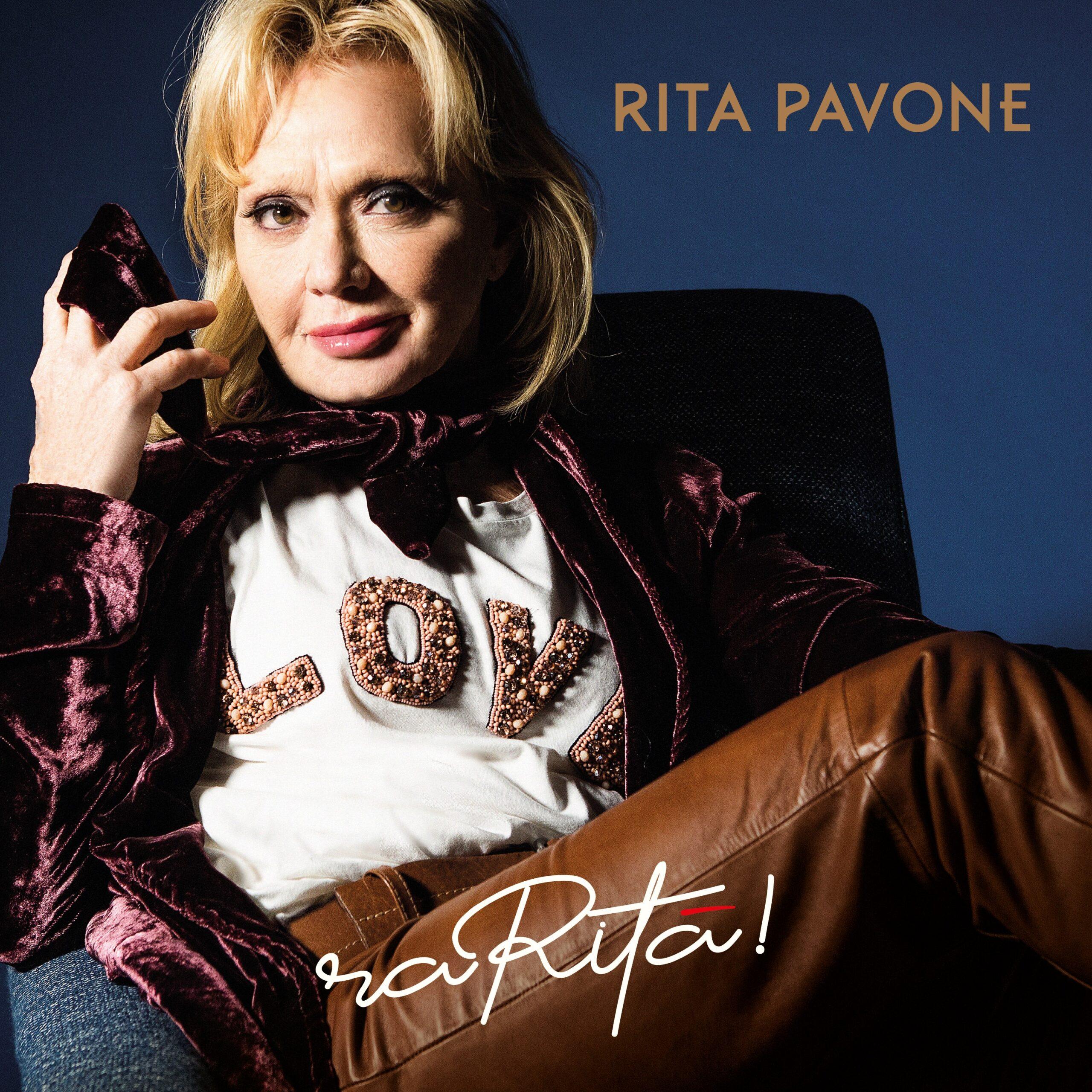 """You are currently viewing RITA PAVONE A GRANDE RICHIESTA BMG PUBBLICHERÀ IL 15 MAGGIO IL DOPPIO VINILE """"raRità!"""""""