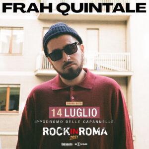 ROCK IN ROMA 2021