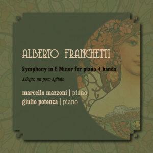 Nuovo singolo del pianista Marcello Mazzoni.