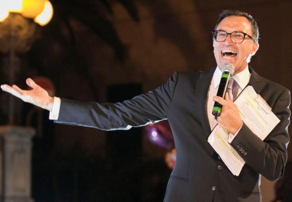 Nino Graziano Luca condurrà il Premio Letterario Viareggio Rèpaci