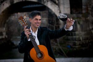 """""""Roma, risaliamo sul palco"""": Maurizio Fortini live in Piazza del Popolo"""
