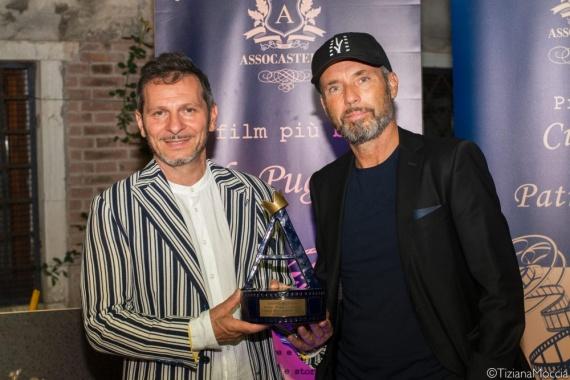 Il regista Paolo Consorti riceve il Premio Assocastelli