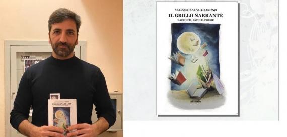 """Massimiliano Gaudino presenta """"Il Grillo Narrante"""""""