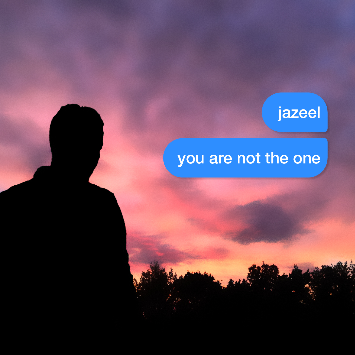 """Read more about the article JAZEEL PRESENTA IL SUO NUOVO SINGOLO: """"NOT THE ONE"""""""