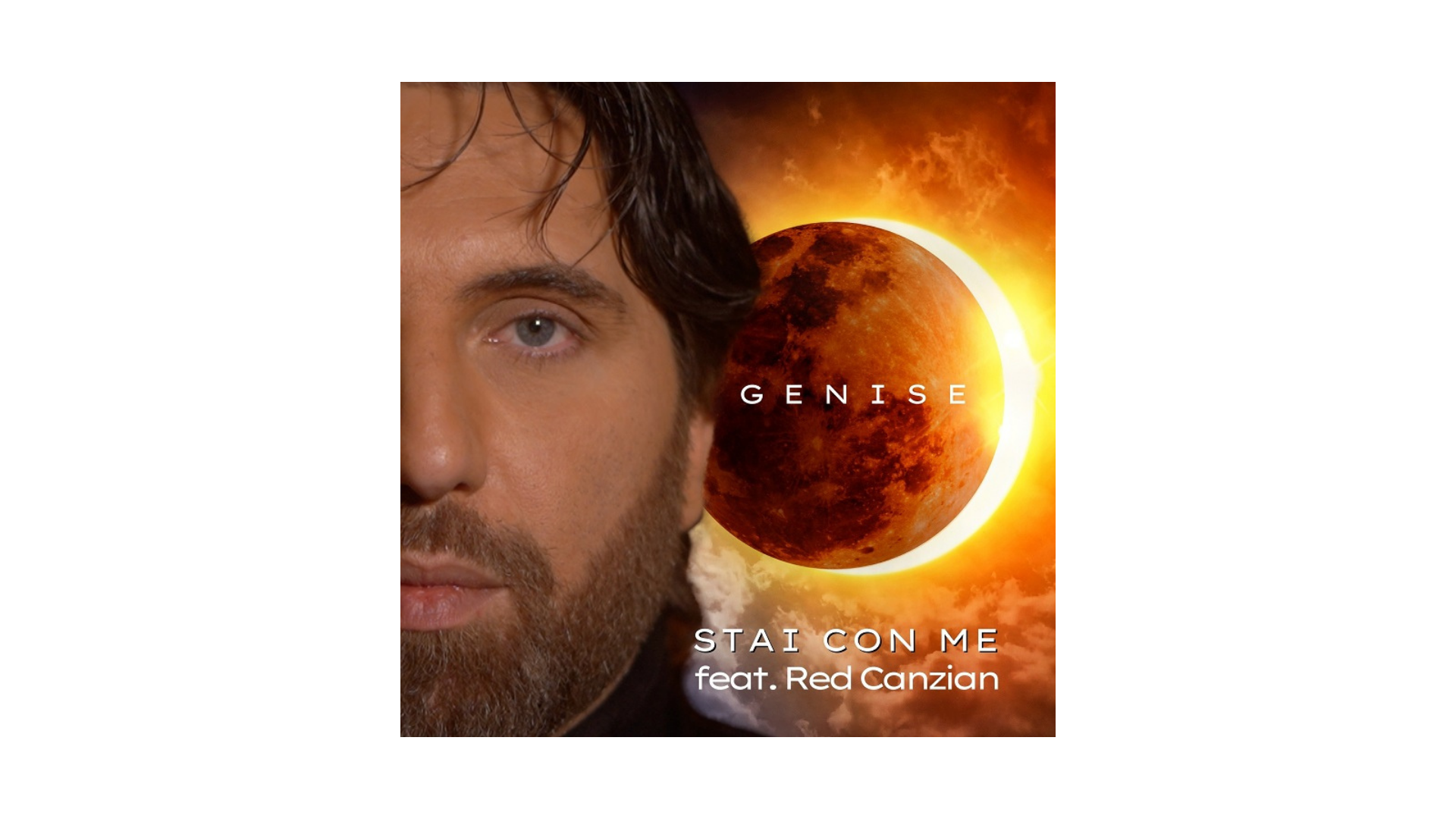 """GENISE  – """"STAI CON ME"""" feat. RED CANZIAN"""