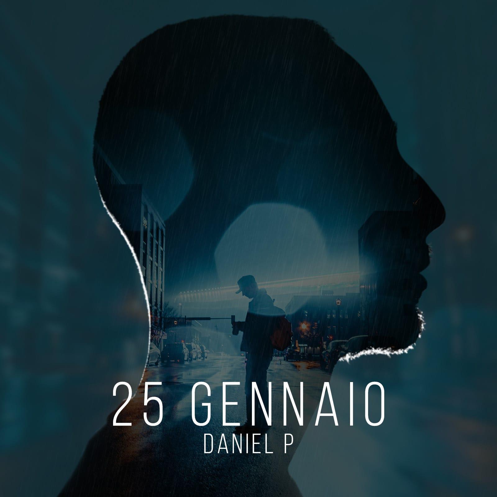 """Daniel P – Esordio discografico per il cantautore latinense  in radio con """"25 Gennaio"""""""