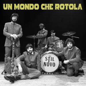 """Read more about the article La band Stil Novo in radio con """"Un mondo che rotola"""""""