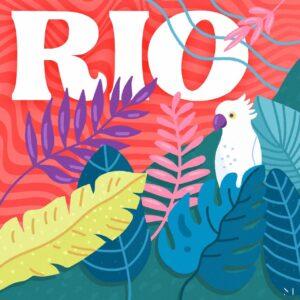 """Read more about the article DrLanda & MrKite IN RADIO DAL 15 Giugno 2021 """"RIO"""""""
