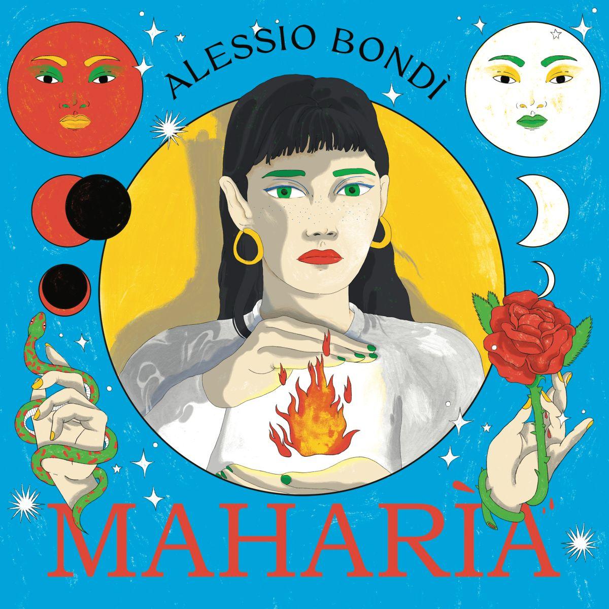 """You are currently viewing Oggi esce""""Maharìa"""", terzo album del cantautore siciliano"""