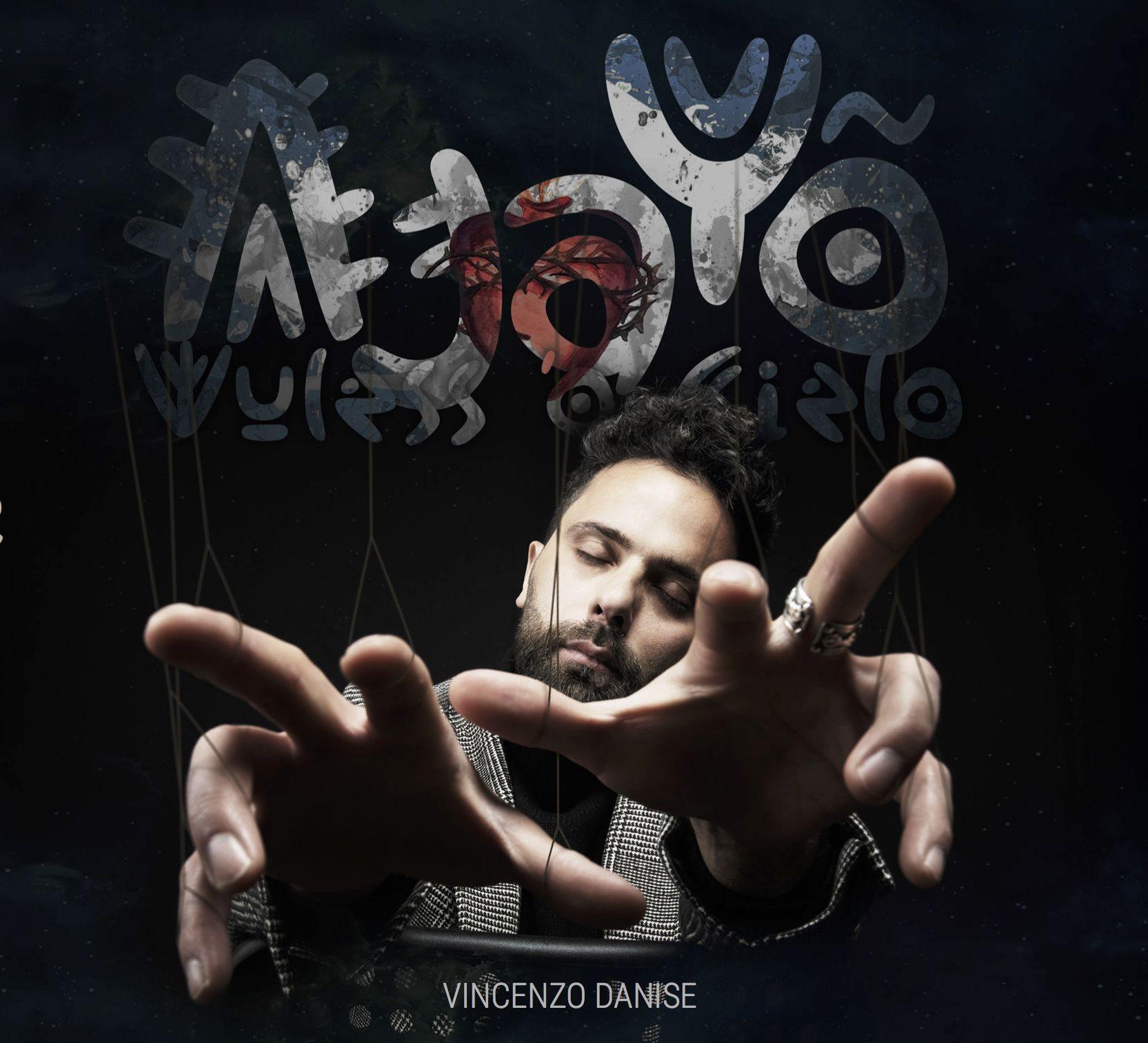 """VINCENZO DANISE- Oggi esce il nuovo disco piano solo del musicista jazz napoletano, dal titolo """"AJAYÕ – VULESS' 'O 'CIELO"""""""