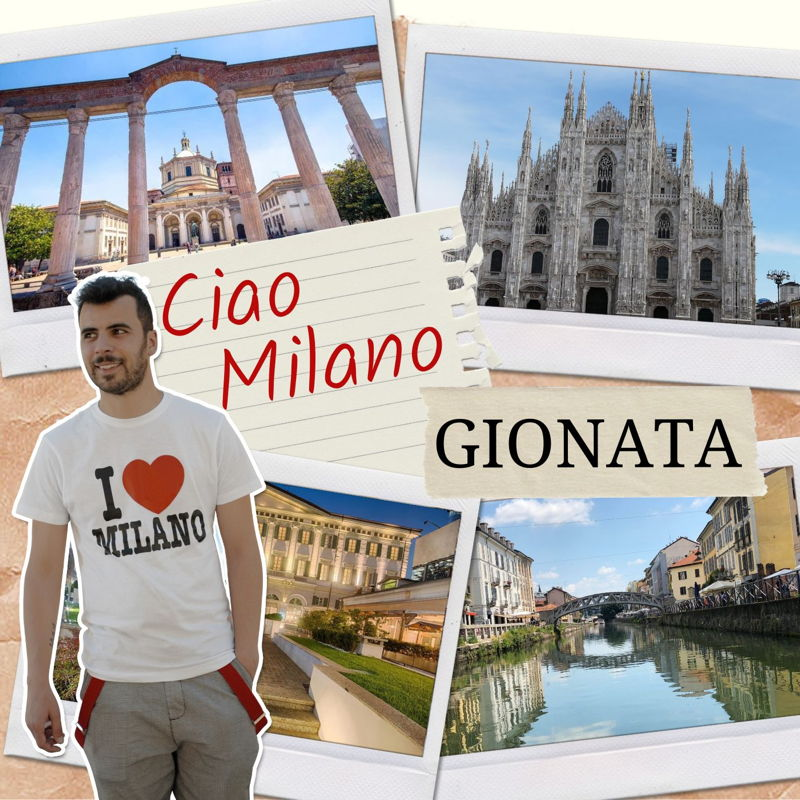 """Read more about the article GIONATA DAL 30 GIUGNO IN RADIO E IN DIGITALE """"CIAO MILANO"""" IL SINGOLO D'ESORDIO DEL CANTAUTORE TOSCANO"""
