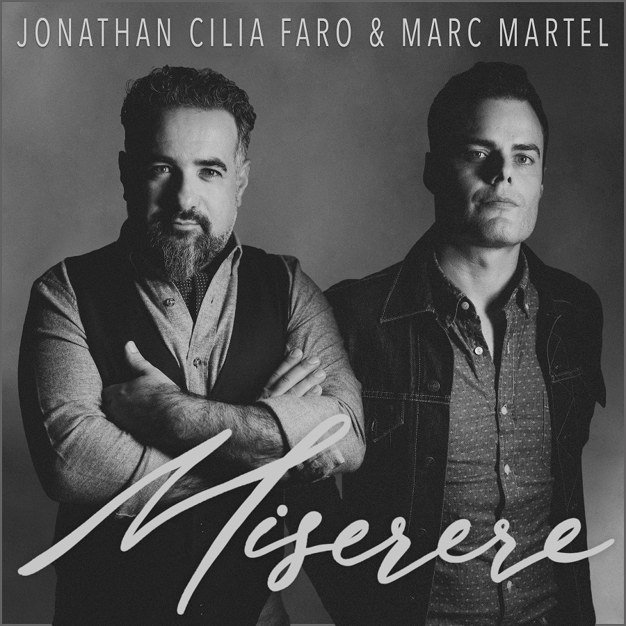 """You are currently viewing JONATHAN CILIA FARO & MARC MARTEL  – """"MISERERE"""""""