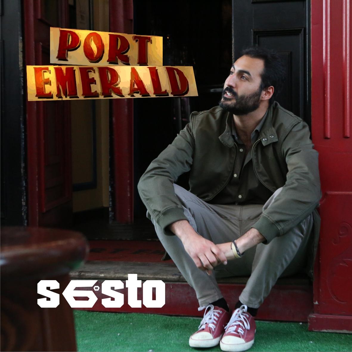 """""""PORT EMERALD"""" IL NUOVO SINGOLO DI SESTO (SUONO LIBERO MUSIC)"""