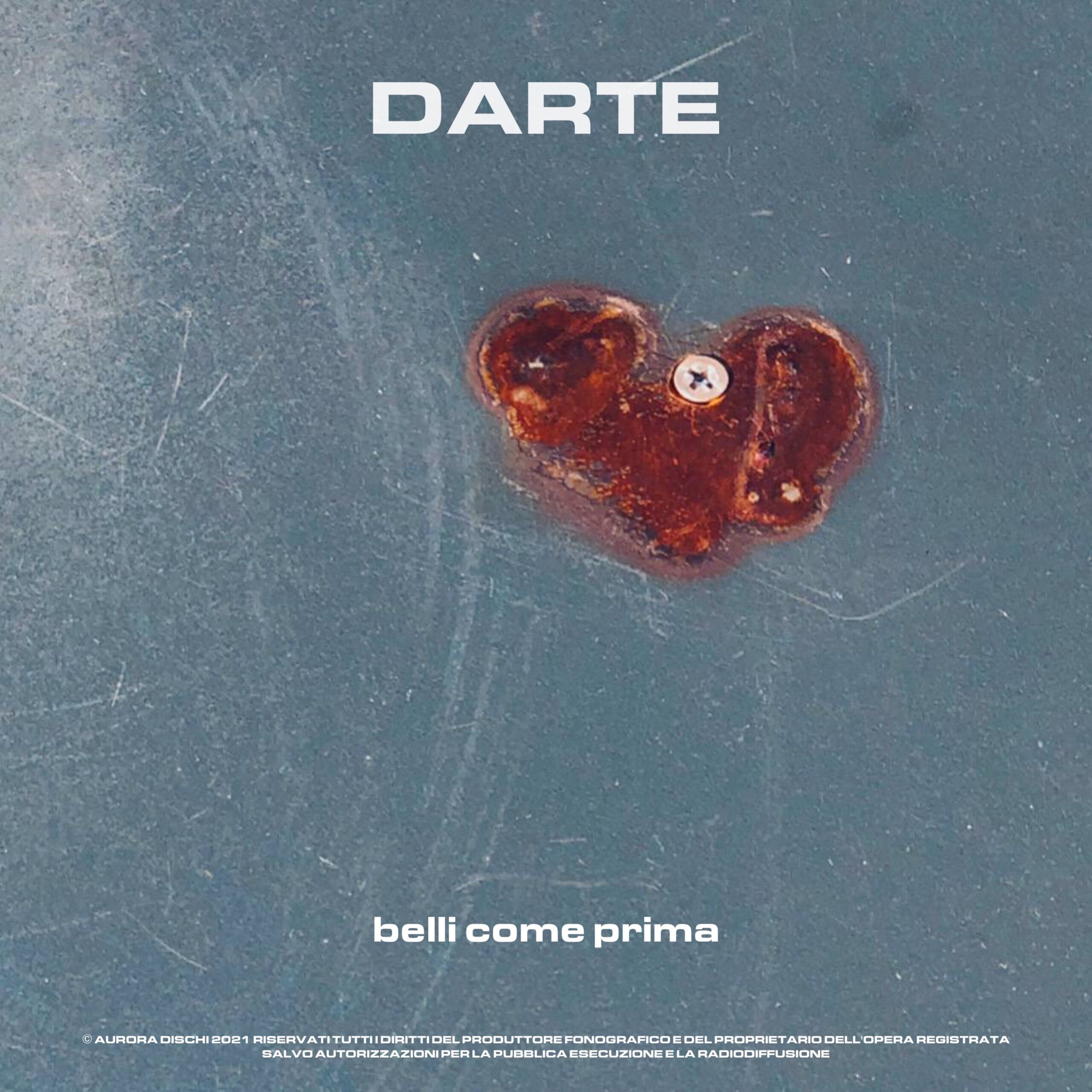 """Read more about the article DARTE – ON LINE IL VIDEOCLIP DEL NUOVO SINGOLO """"Belli come prima"""""""