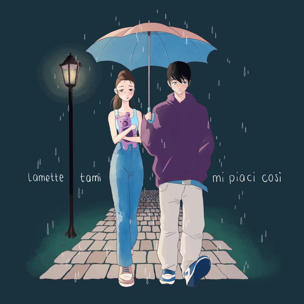 "Read more about the article LAMETTE feat TAMÌ – "" mi piaci così """